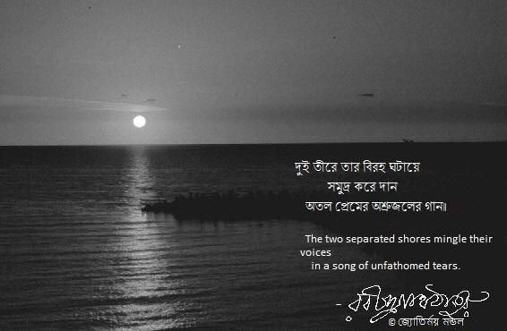Rabindranath Thakur-Dui Tire Tar